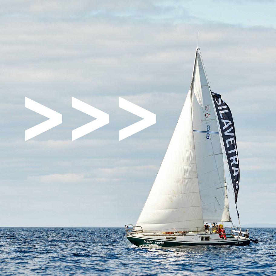 Ознакомительные парусные тренировки от «Силы ветра»