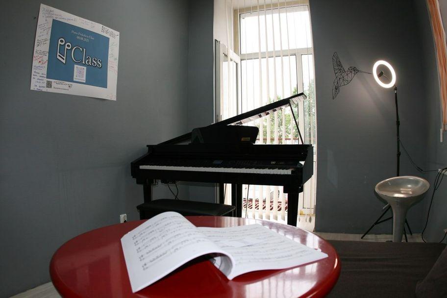 Piano Prokofieva Class